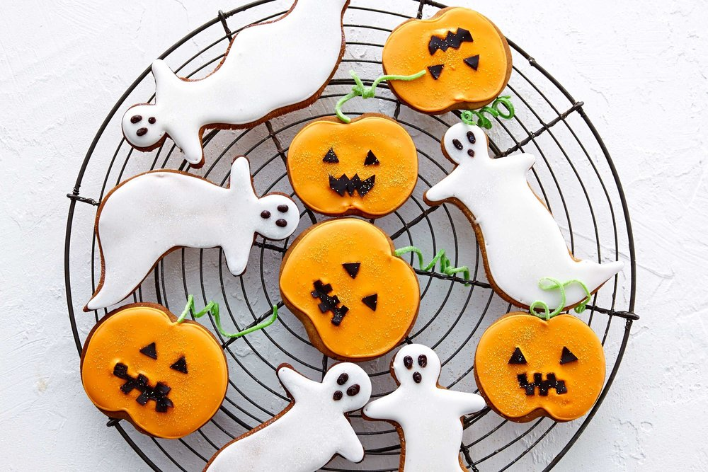 Gluten Free Pumpkin Cookies -