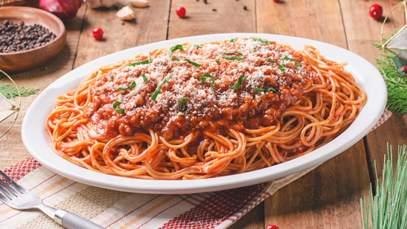 Homemade Spaghetti Sauce -