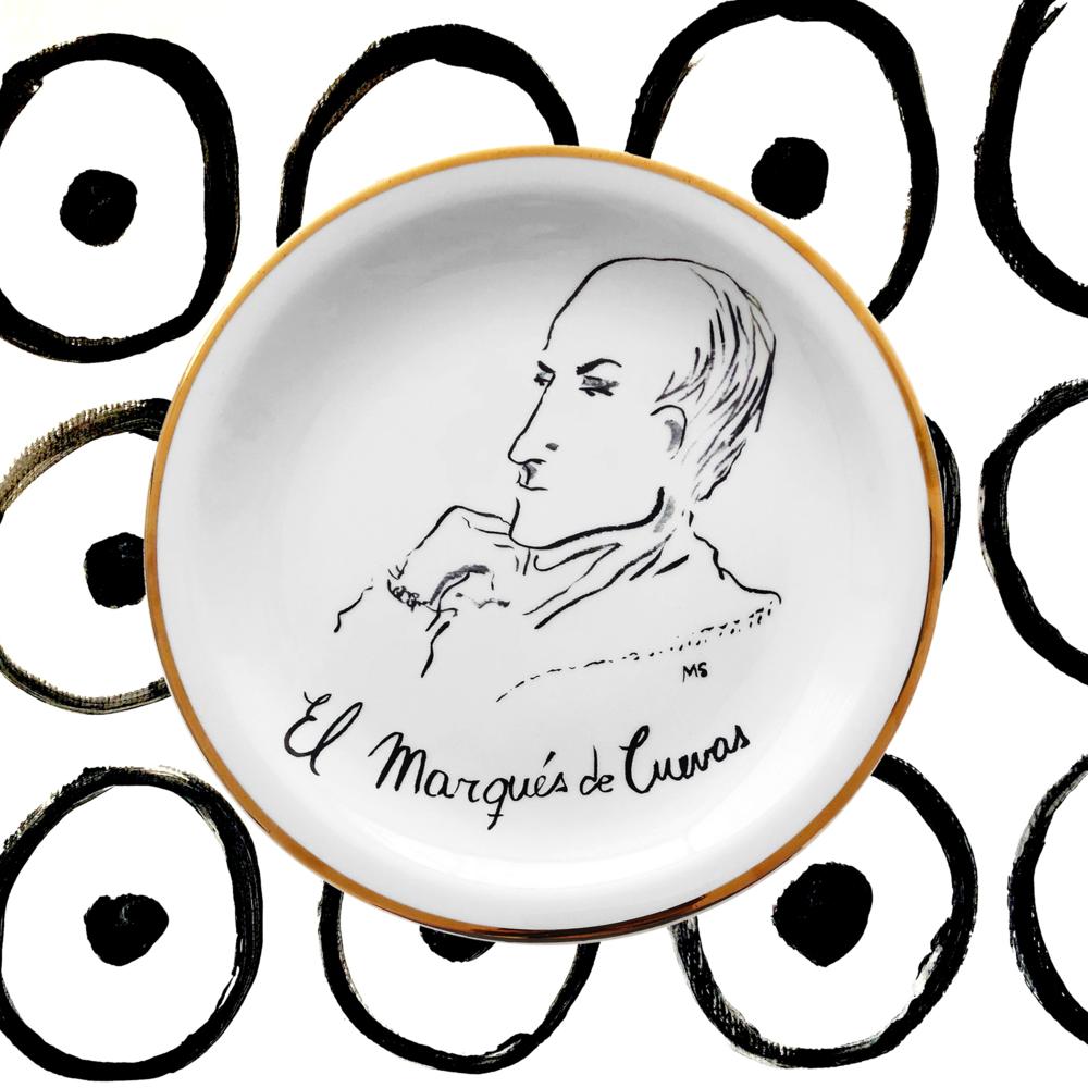 """El Marqués de Cuevas - George de Cuevas, también conocido como """"El Marqués de Cuevas"""", se hizo célebre por su compañía de ballet, su matrimonio con Margaret Rockefeller y su afición a las fiestas y la vida social. """"Si voy a morir, será en el escenario"""", solía decir. El Marqués murió en su villa de Cannes en 1961."""