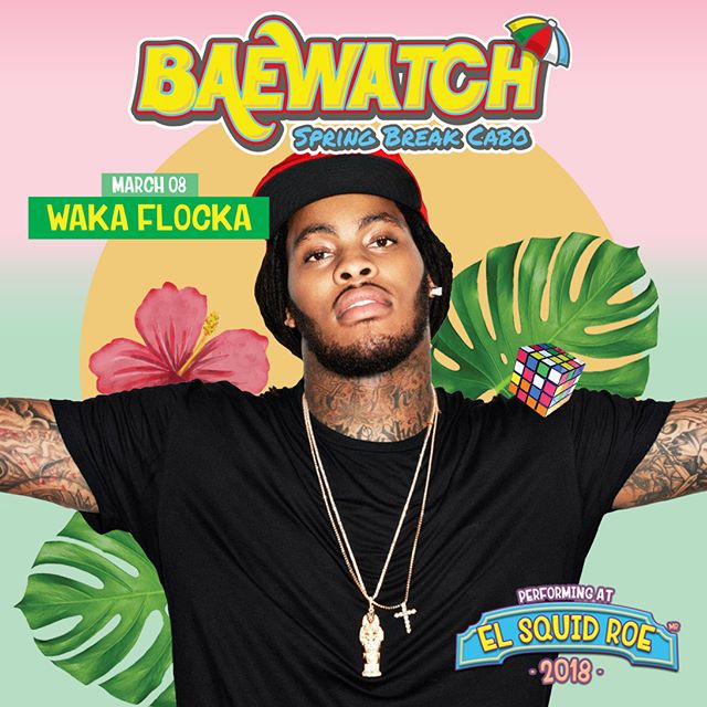 "#DidYouKnow  Waka Flocka's first album ""Flockaveli"" debuted at number six on the US Billboard on 2010."
