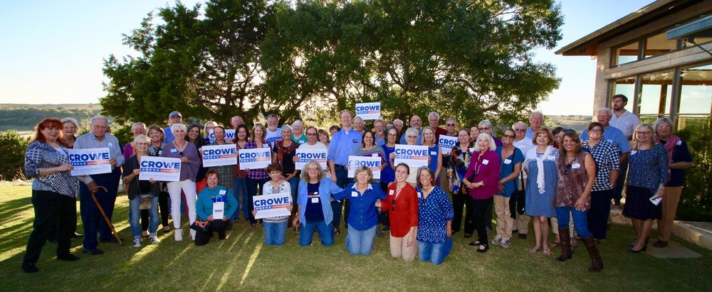 We're igniting a grassroots, progressive fire all across TX-21 by standing up for progressive values against the corporate control of our politics. Join us.