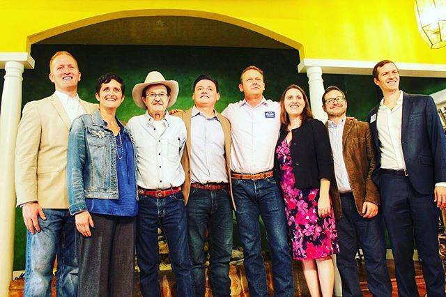 These champions of the working class are ready to storm the gates and take this country back from corporations, Wall Street and the rich. @jimhightower @ortxcentraltx Thank you for the endorsement, Our Revolution Texas!
