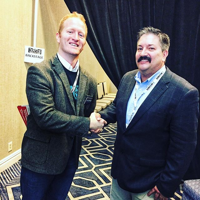 @ironstache brings down the house at the @texasaflcio COPE Convention. Looking forward to a new Congress where we fight together for workers and young people. #BlueWaveIsComing #tx21 #croweforcongress #igaustin #igaustintexas