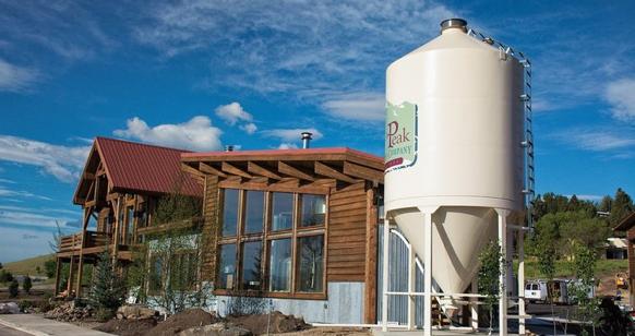 Lolo Peak Brewery in Lolo, MT
