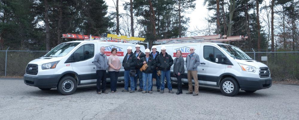 The Van Eck Crew located at - 2551 Van Ommen Dr., Holland, MI 49424 Phone: (616) 399-6311 Fax: (616) 399-8114