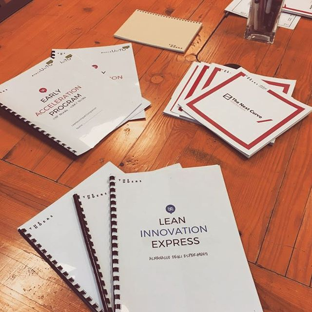 Interested in our workshops? 🤓 📚 Check out Lean INnovation Express --  https://www.leaninnovationexpress.com/ The Next Curve --  https://www.thenextcurve.co/ . #TheDoers #innovation #innovazione #LeanStartup #Lean #business #management #mgmt #disruption  #formazione #training #LINE #TNC #LeanINovationExpress #TheNextCurve #ideas #idea #projects #progetti #management #mgmt #workshop #formazione #consulting