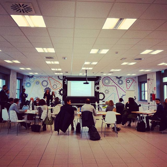 Siete tutti pronti? Il LEAN INNOVATION EXPRESS è partito! 🚅👓📝 . #TheDoers #LeanINovationExpress #LINE #workshop #innovazione #innovation #training #formazione #evento #event #OpenIncet #disruption #LeanStartup #leaninnovation