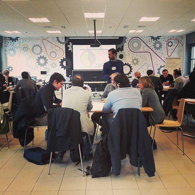È tempo di mettersi alla prova per i partecipanti di #LeanINovationExpress! 🤓📚 . #TheDoers #innovation #innovazione #LeanStartup #Lean #business #management #mgmt #disruption  #formazione #training #LINE #TNC #LeanINnovation #TheNextCurve #ideas #idea #projects #progetti #management #mgmt #workshop #formazione #consulting #OpenIncet