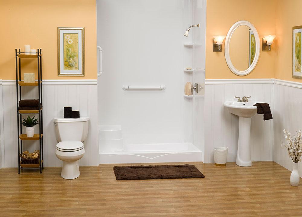 Tub to Shower — EZBathsUSA.com