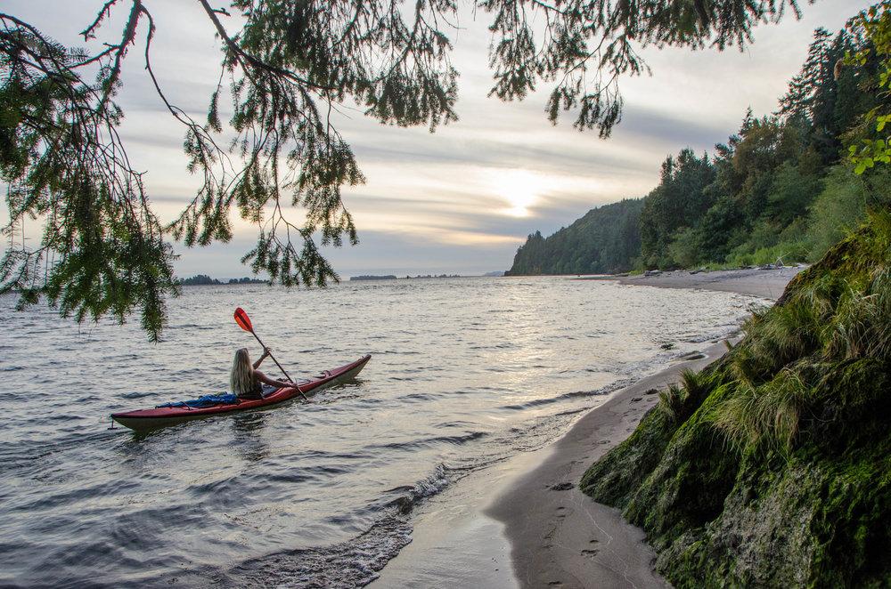 Paddling Beyond Portland - Canoe & Kayak Magazine