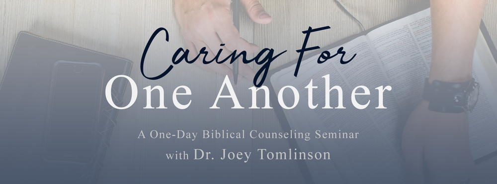 Caring For One Another Seminar