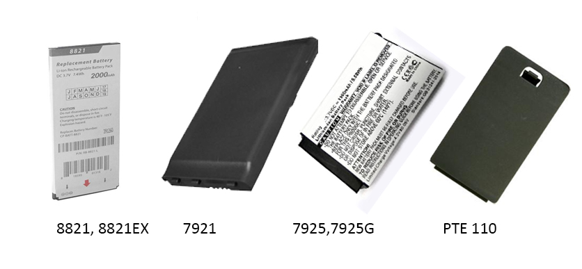 Pick from these four Cisco battery packs.