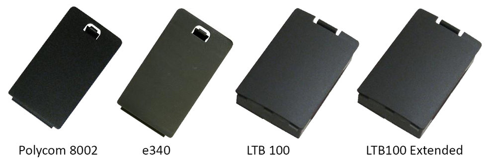 Match up the battery you need with one of these Polycom replacement battery packs