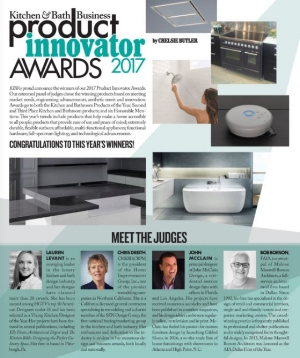KBB Magazine Product Innovator Awards.JPG