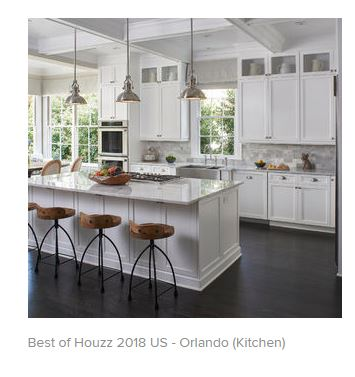 Best Of Houzz 2018 Design Award