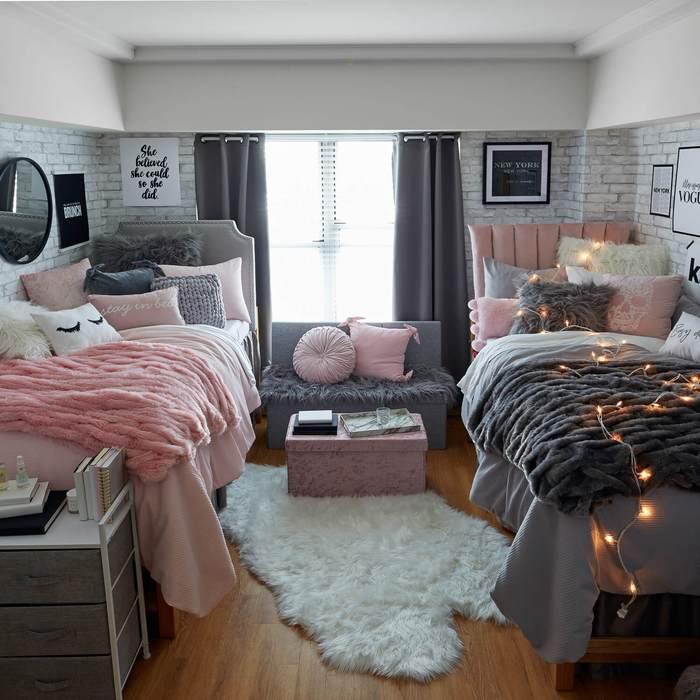 5 Easy Dorm Room Design Tips John Mcclain Design