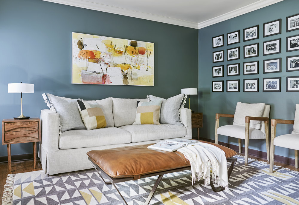 MYDOMAINE - A Classic 1920s Spanish-Style Bungalow Gets a $120K Makeover—Step Inside. Built in 1925, Kerry Vasquez of Kerry Vasquez Design wanted to honor the spirit of the home while updating it to feel modern.