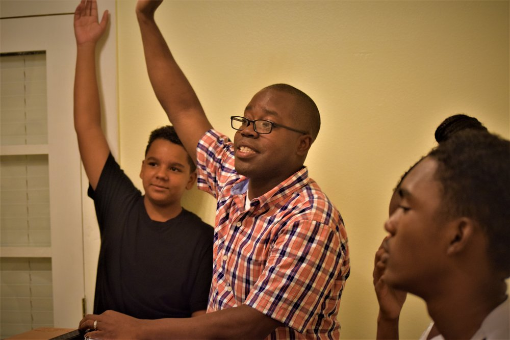 YOUNG ADULTS MINISTRY -
