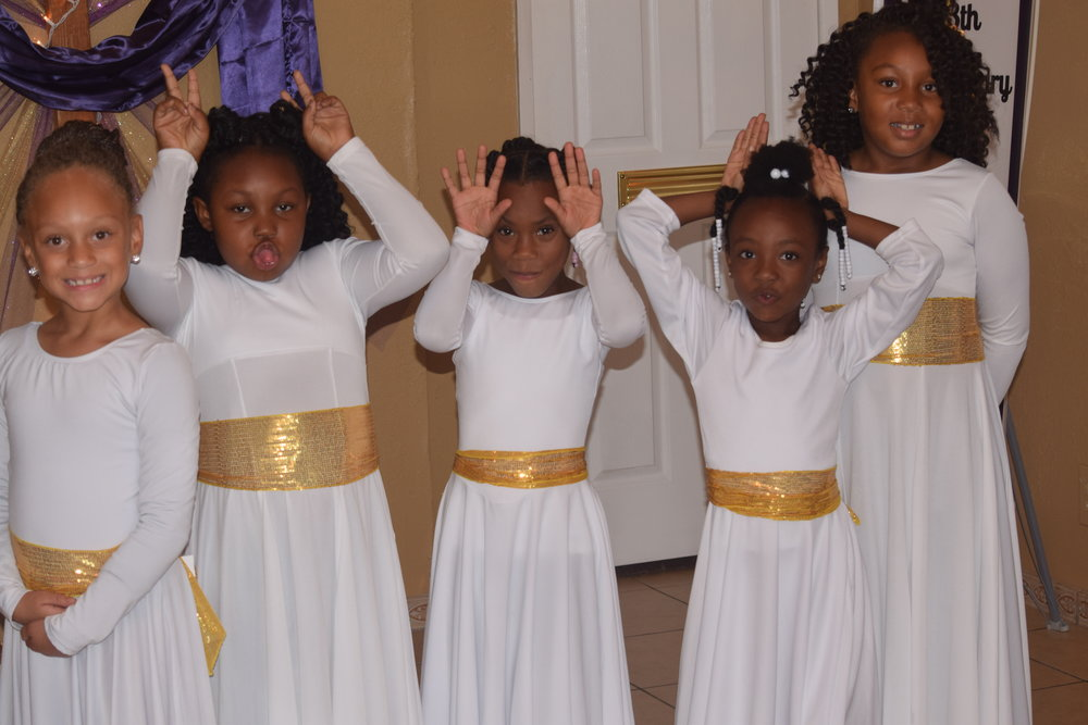 DANCE MINISTRY -