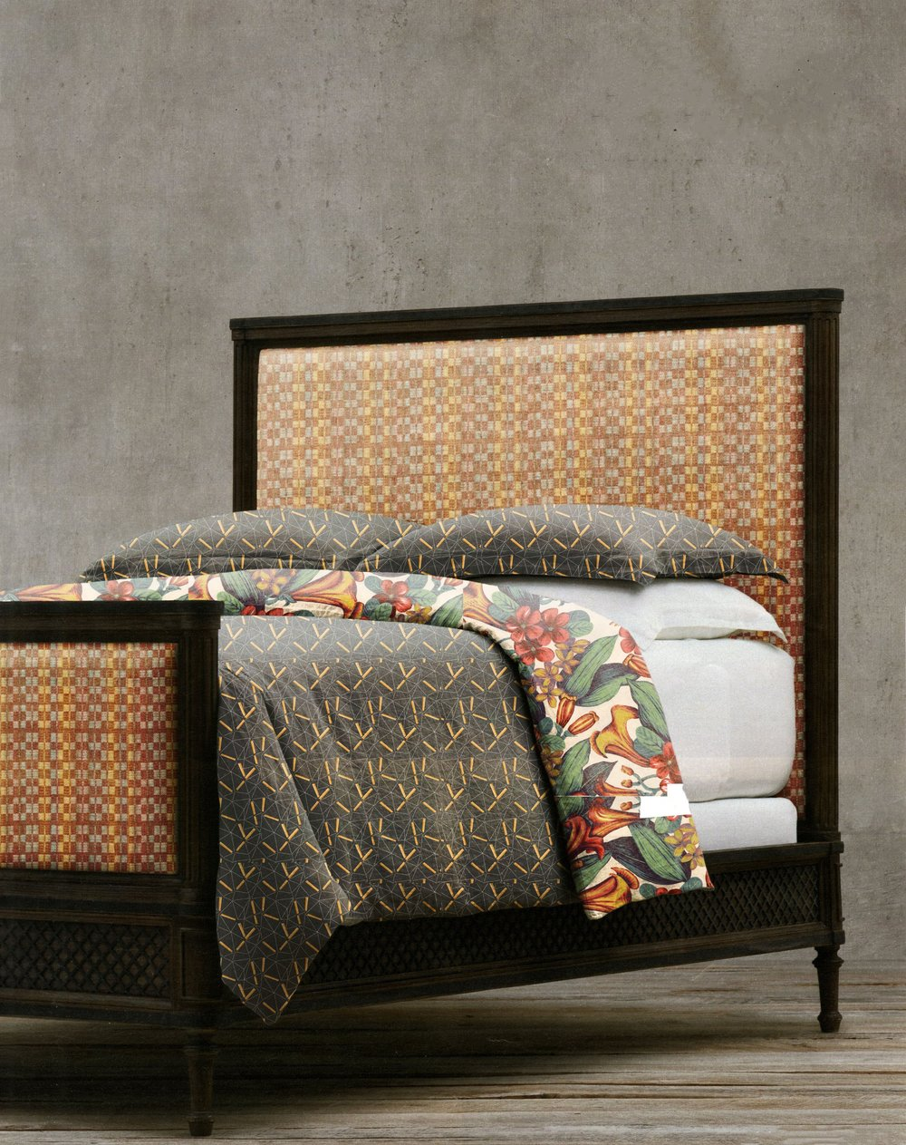 Yellow Prisma Comforter and Pillow Shams