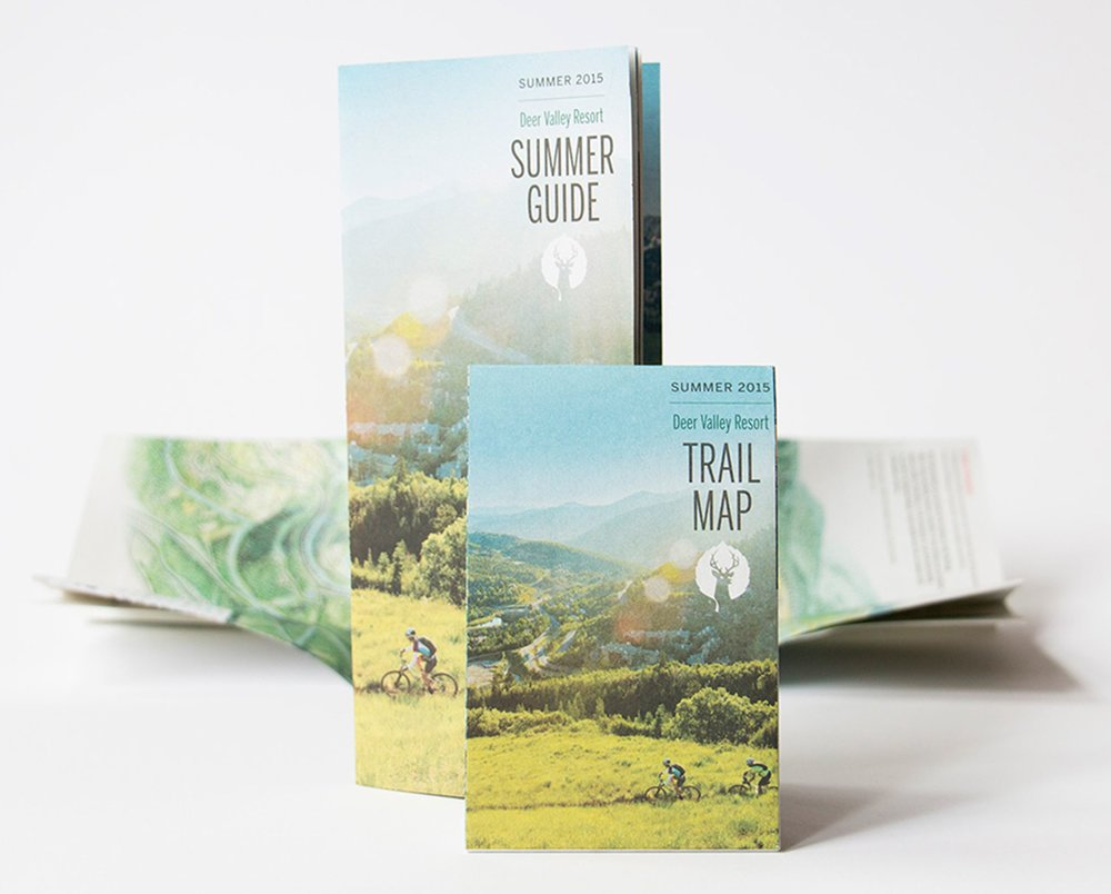 Deer Valley Summer Guide and Trail Map