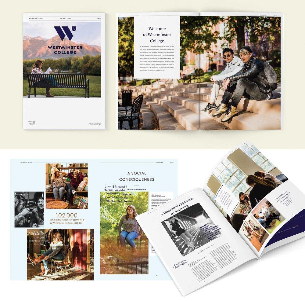 Westminster Viewbook