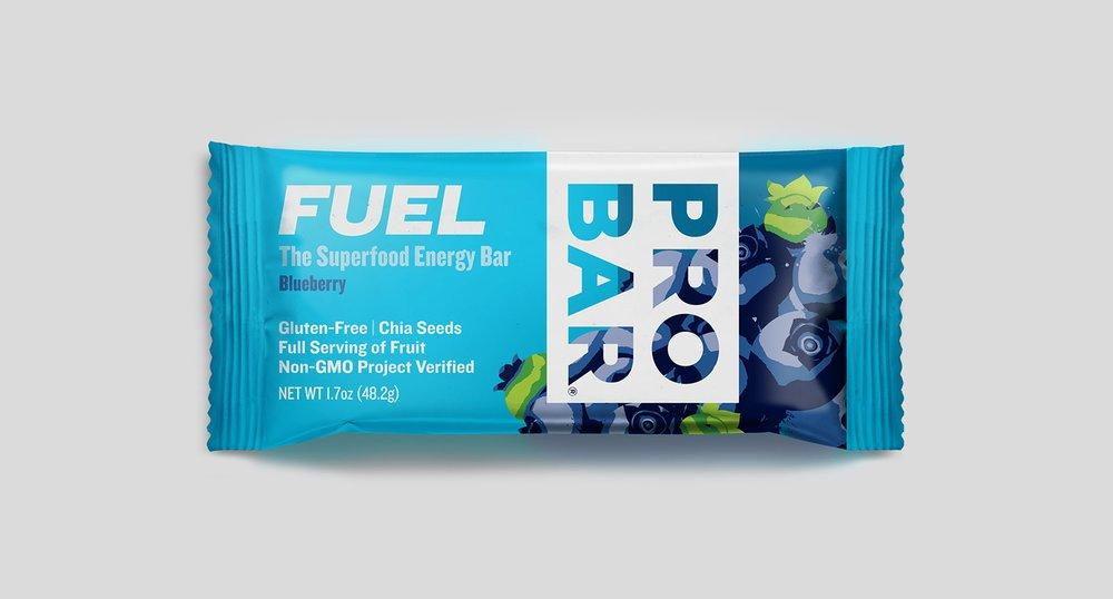 PROBAR Fuel packaging