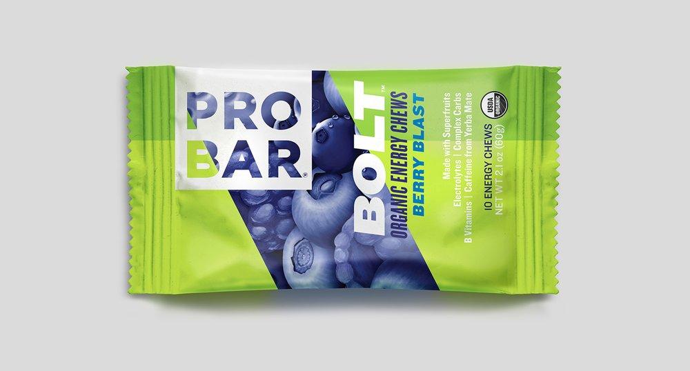PROBAR Bolt Berry Blast Packaging