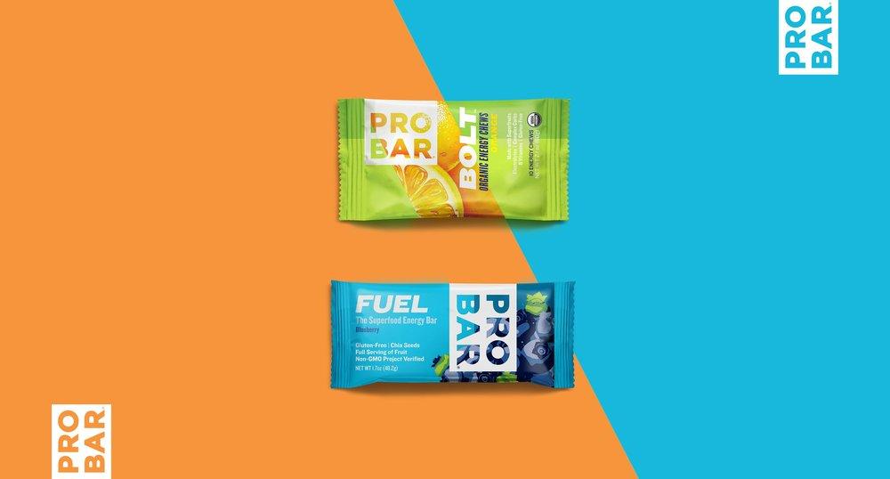 PROBAR Bolt Bar Advertisement