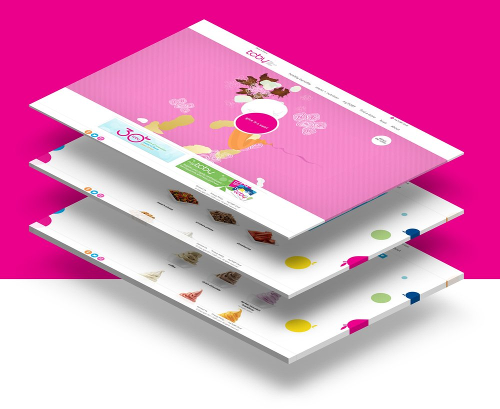 TCBY Website Artboard