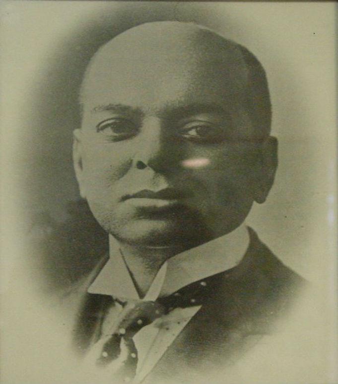 HENRY J. ASBERRY 1910 - 1911