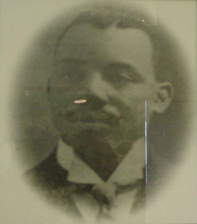 JOHN W. PAYNE 1911 - 1912