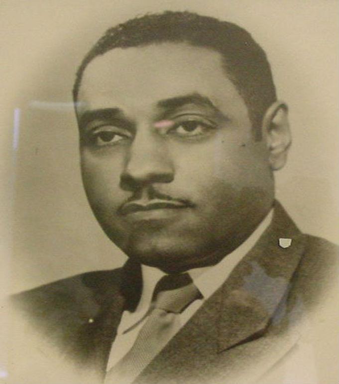 F. BENJAMIN DAVIS 1950 - 1952