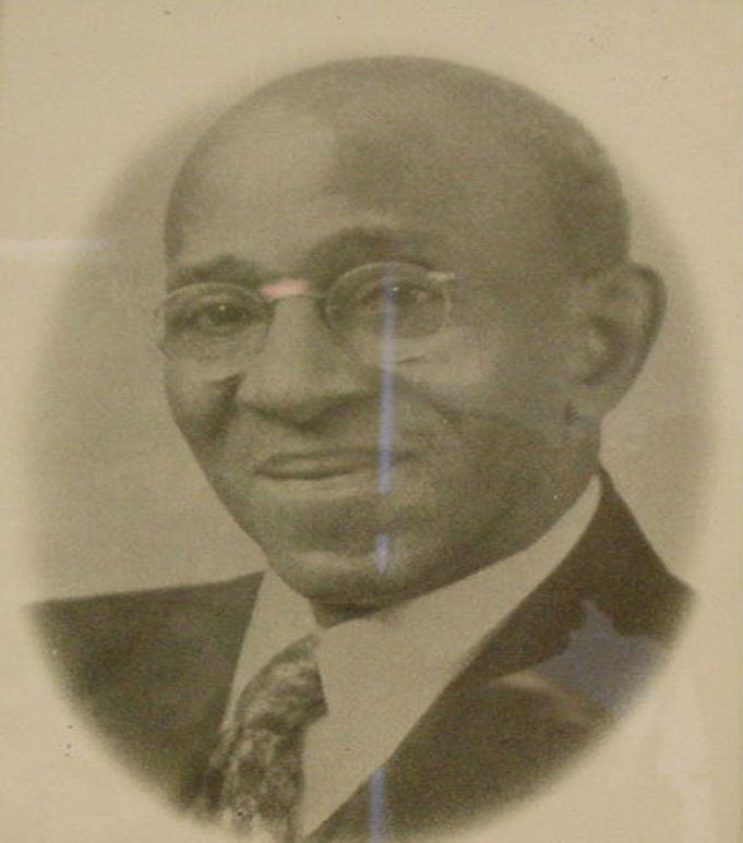 FRED U. HARRIS 1952 - 1953