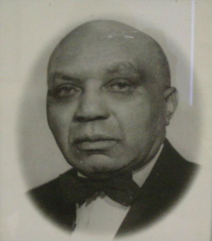 HILLIARD H. HOOD 1953 - 1954