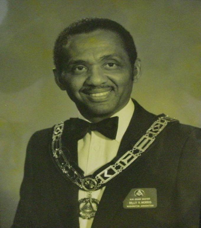 BILLY V. MORRIS 1985 - 1988
