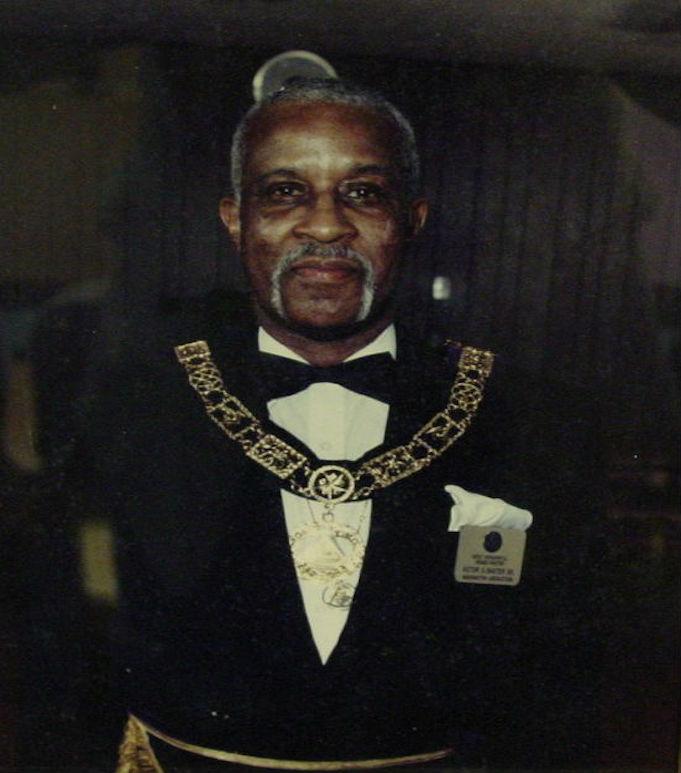 VICTOR S. BAXTER, SR. 1993 - 1994