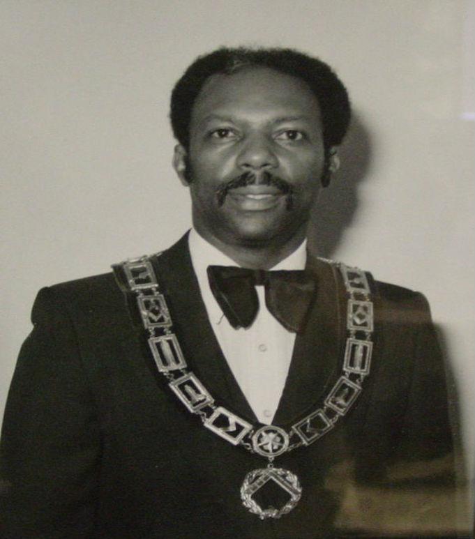 CARLTON B. TUCKER 1980-1982