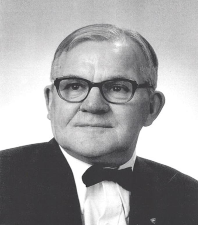 A.E. PENDRAY Honored 1967