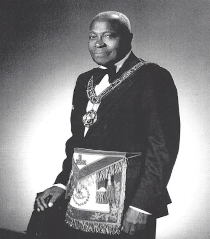 E.A. DOUGLAS Honored 1969
