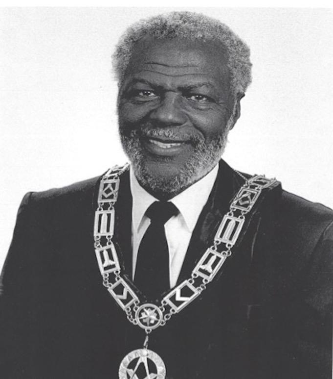 ELBERT TIMMES Honored 1993