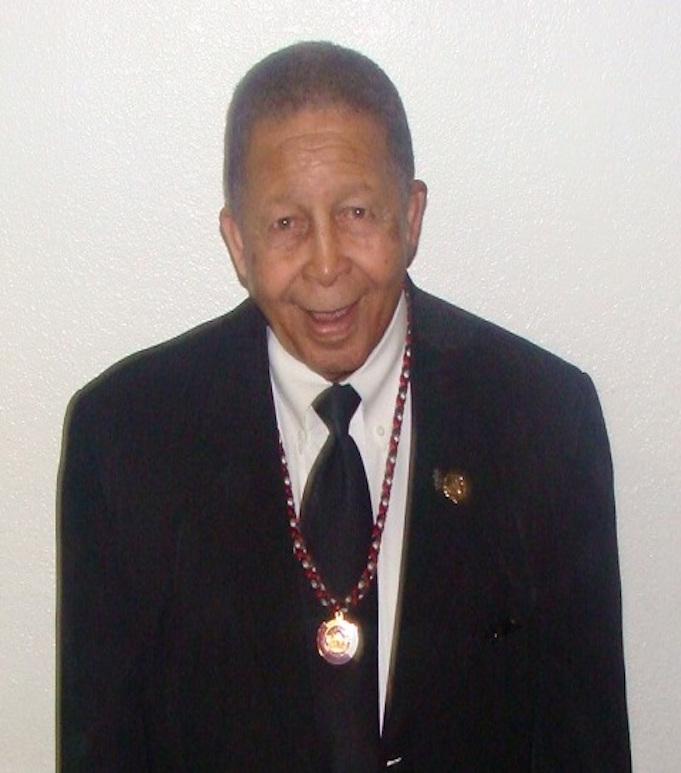 JAMES W. DALLAS Honored 2012