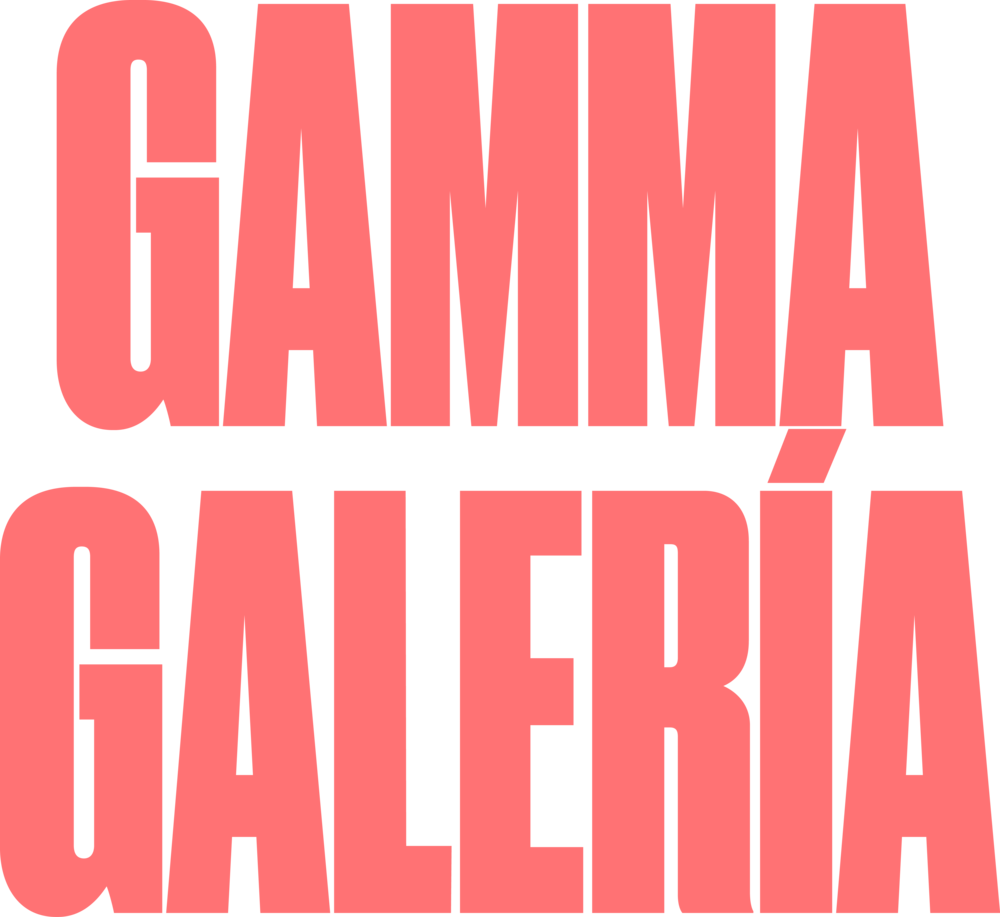 GAMMA GALERÍA (Guadalajara, Jalisco, MX)  - presenting an iteration of Martín Soto-Climent (Mexico City, 1977) personification series, questioning both the artist's identity and the gallery's role in an art fair context.