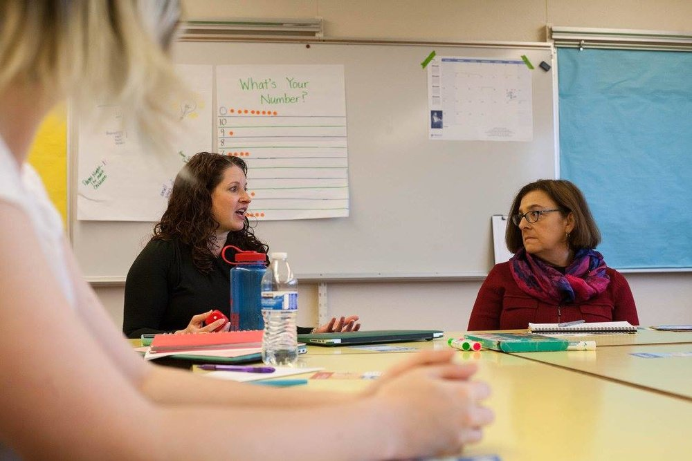 In Anchorage, Northwood Elementary's principal, Deanna Beck, shares the story of how they began trauma-informed systems change in their school, beginning with staff wellness.