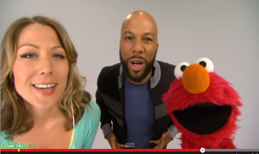 Sesame Street Belly Breathing Video