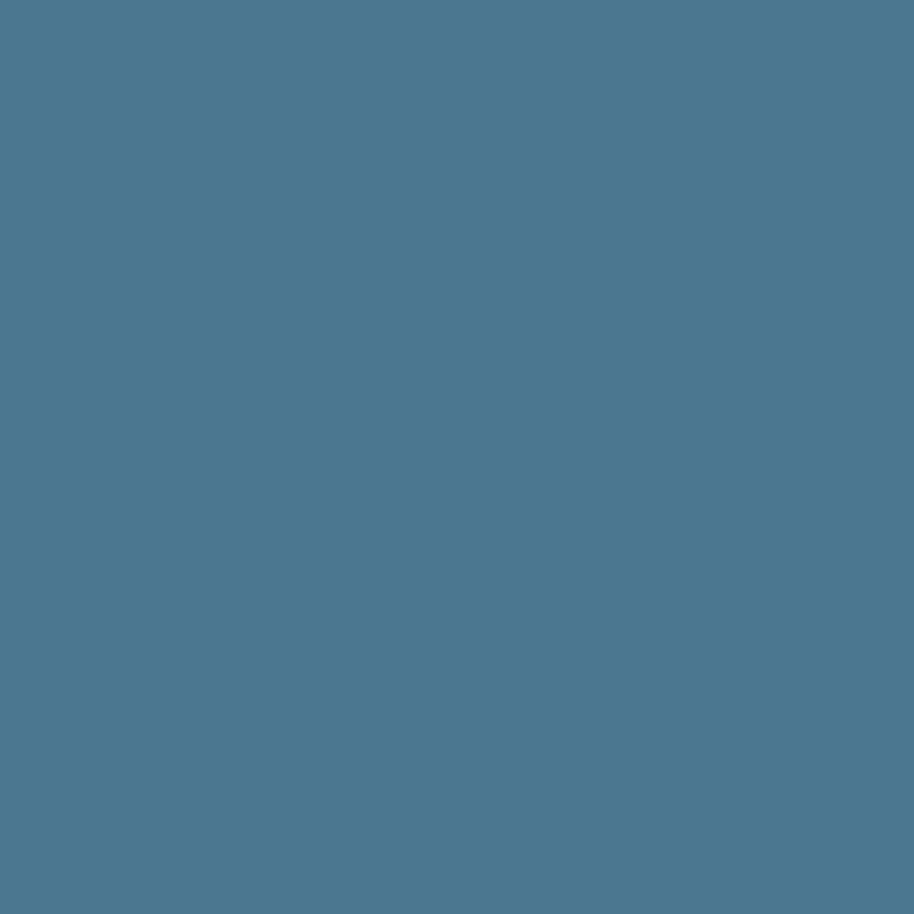 Fort Point Blue RGB 75-119-144 #4B779C