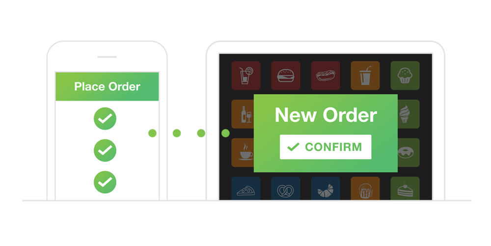 Receive Orders However You Like - Have orders emailed, texted, faxed, or sent directly from your customers' phones to your POS with the Windows POS Application.