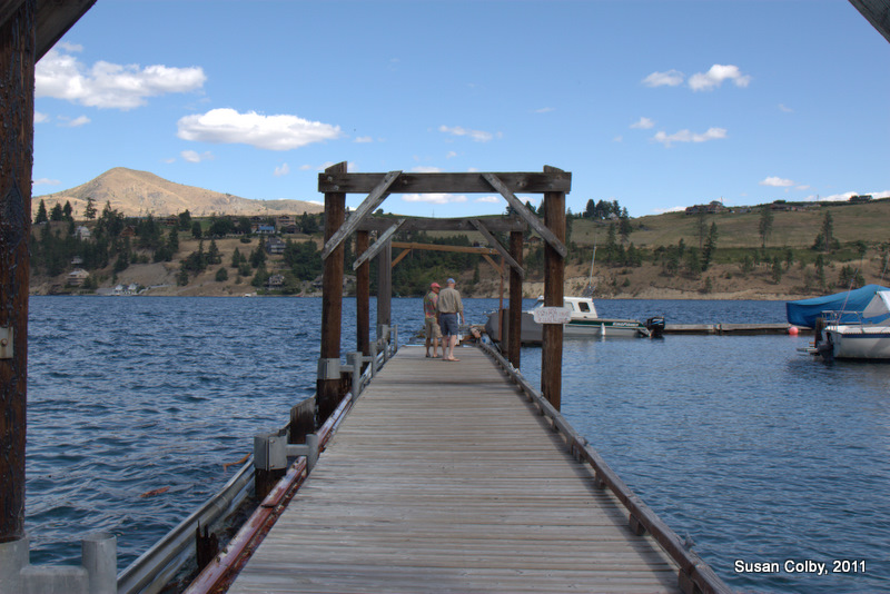 LCYC dock