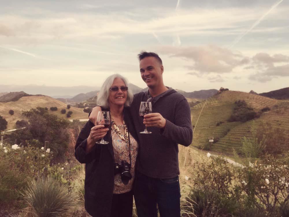 Malibu Wine Safaris for my birthday