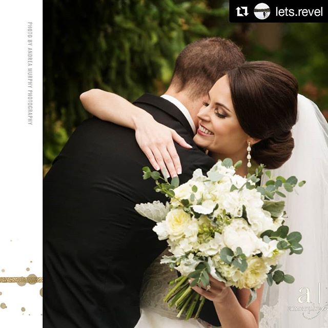 "I would love it if you would go to @lets.revel and follow!  We're on a mission that has weighed on our hearts for years.  We are growing a community of wedding pros who have always wanted to provide real help for engaged couples. ⁣ ..⁣ Engaged couples say they are tired of being sold to.  The wedding industry is swarming with amateurs shouting, ""I can do that, too!"" Weddings are being stripped of purpose in the name of a good Instagram story, a bigger portfolio, and a paycheck.  Couples are looking for help from real pros with experience who truly care about their wedding. ⁣ ..⁣ Thank you. You are part of the REVELution. ⁣ 📸by @andreamurphyphoto ..⁣ #bride #love #weddinginspiration #weddingday #weddingphotography #weddingdress #weddingideas #letsrevel #jointheREVELution"